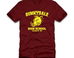 buffy the vire slayer sunnydale class of 99 t shirt all
