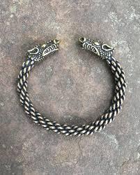 bracelet braid images Medium braid celtic dragon bracelet crafty celts jpg