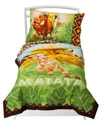 amazon lion king toddler bedding simba nala comforter