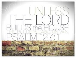 Bible Verses For The Home Decor Psalm 127 1 Unless The Lord Builds The House Digital File