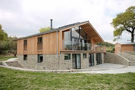 house design images uk upside down house devon group emmett design riba chartered