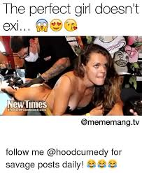 Perfect Girl Meme - the perfect girl doesn t exi broward palmbeach com follow me for