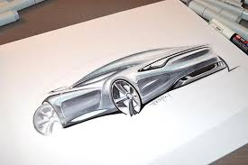 car design sketching how to sketch a sports car with markers