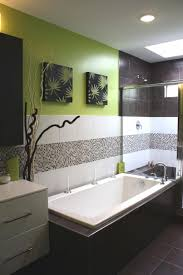 bathrooms designs 2013 apple green and white bathroom creates a forest appeal to your