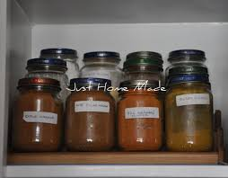 Spice Rack Empty Jars How To Reuse Baby Food Jars Just Homemade