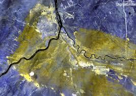 Wildfire Bc Satellite by Digitalglobe Satellite Captures Dramatic Images Of Alberta Canada