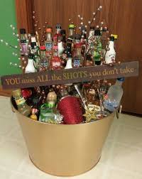 liquor baskets a liquor gift basket i made for a silent auction can i just keep