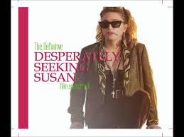Seeking Soundtrack Newman Trouble Almost Desperately Seeking Susan