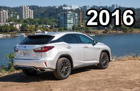 lexus suv hybrid specifications 2016 lexus rx450h f sport drive interior exterior youtube
