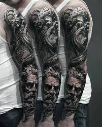 realistic sleeve tattoo tattoo collections