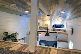 Houses With Lofts by The Rocky Mountain Tiny House By Tiny Heirloom Tiny House Town