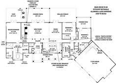 Ranch House Blueprints Handicap House Plans With Photos Handicapped Style House Floor