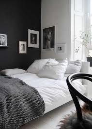 chambre noir et blanc design étourdissant chambre et blanc avec chambre noir blanc design