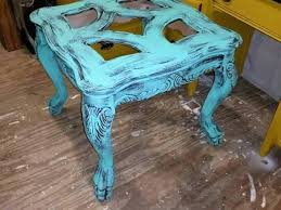 paint glass table top painted table painting furniture with chalk paint painted glass