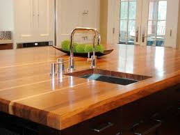 kitchen island with butcher block countertops best wood for butcher block countertop what is the