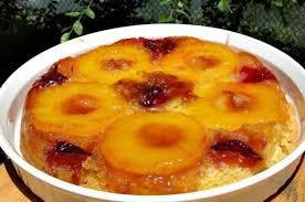 azorean pineapple upsidedown cake recipe just a pinch recipes
