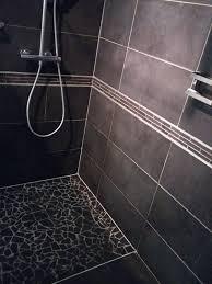 cuisine noir et rouge incroyable papier peint salle de bain zen 7 indogate decoration
