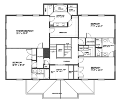 contemporary one story house plans 3000 sq ft ranch 9 in inspiration