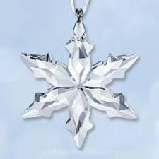 2009 little star swarovski ornaments my christmas deco