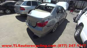 parting out 2007 bmw m5 stock 6180br tls auto recycling