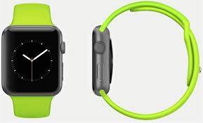 apple watch green light buy apple watch 38mm silver aluminum case with green sport band