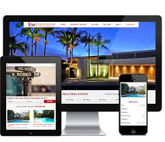 real estate agent idx website custom mls search seo