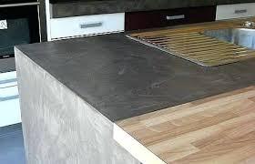 beton ciré pour plan de travail cuisine plan de travail pour exterieur awesome plan de travail extrieur