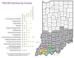 Usda Rural Housing Development Services By County Tri Cap Community Action