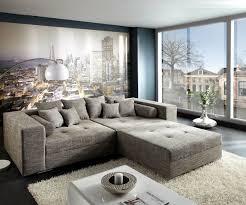 big sofa weiss big sofa marbeya 280x115 cm schwarz mit hocker marbeya