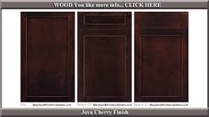 Cherry Kitchen Cabinet Doors 410 Cherry Cabinet Door Styles And Finishes Maryland Kitchen