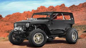 jeep concept truck easter jeep safari concepts include rods u002793 grand cherokee