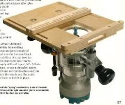 Free Diy Router Table Plans by 46 Router Jig Plans Router Dado Jigs Mortise Jigs Circle