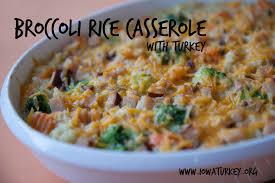 carrot casserole recipes thanksgiving broccoli rice casserole with turkey iowa turkey federation