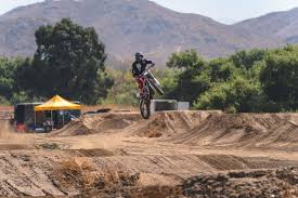 history of motocross racing keefer inc testing