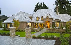 house plans french country plans with porte cochere 15 stylist