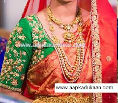 wedding blouses beautiful maggam work wedding saree blouse designs