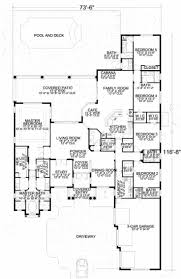 Mediterranean Style Home Plans 109 Best Floorplans Images On Pinterest House Floor Plans Dream