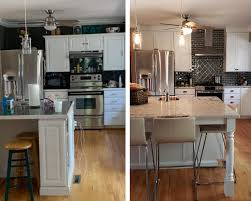 can you replace cabinets without replacing countertops partial cabinet replacement