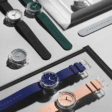 tid watches launches no 3 with silicone strap and transparent case