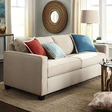 Sofa Navy Pier Alton Track Arm Sleeper Sofa Ecru Pier 1 Imports Family Room