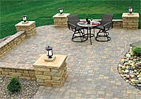 Patio Paver Installation Cost Do It Yourself Brick Paver Installation Enhance