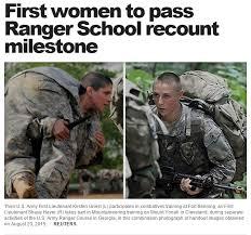 Army Ranger Memes - women rangers