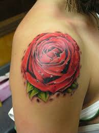 things about tattoo rose tattoos for men