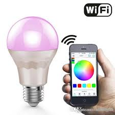best wifi led lamp with timer group music control disco diy mode