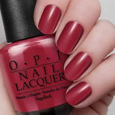 malaga wine nail lacquer opi