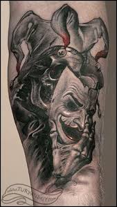 evil joker tattoo 2 tattoos book 65 000 tattoos designs