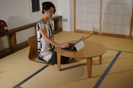 traditional japanese dinner table 茶ぶ台 chabudai japanese dining table