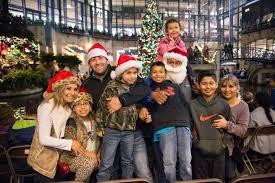 h e b christmas tree ceremony moves to travis park san antonio