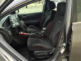 Nissan Sentra Interior First Drive 2017 Nissan Sentra Nismo Ny Daily News