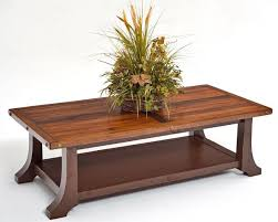Coffee Table Design Relaxed Coffee Table Distressed Casual Cabin Furniture